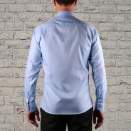 Knopfmanschette Rückens