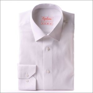 Weiß Oxford-Hemd