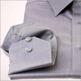 Chemise gris clair