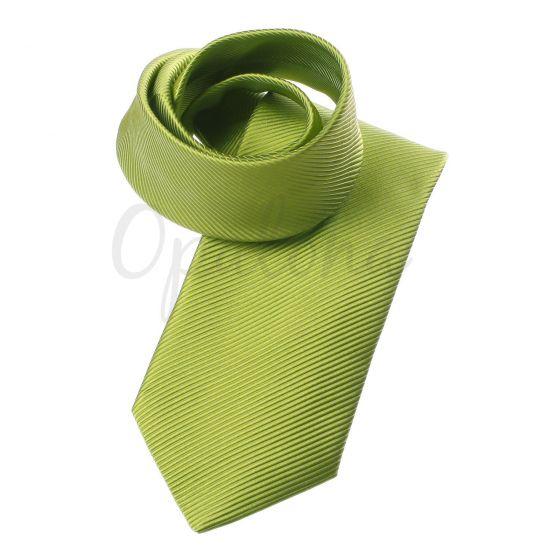 Cravate vert olive